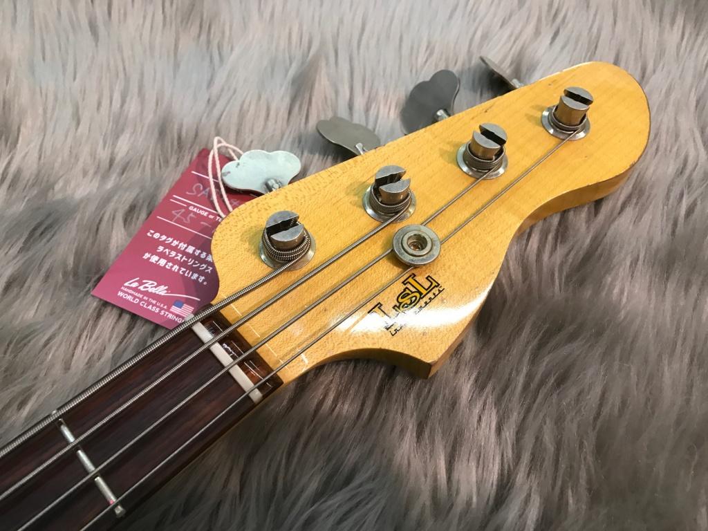 Balboa Bassのヘッド画像