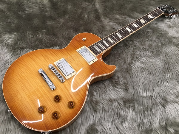 Gibson  Les Paul Standard T 2017 Honey Burst 写真画像
