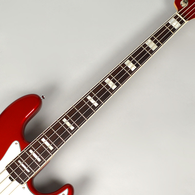 B21-J / Candy Apple Redの指板画像