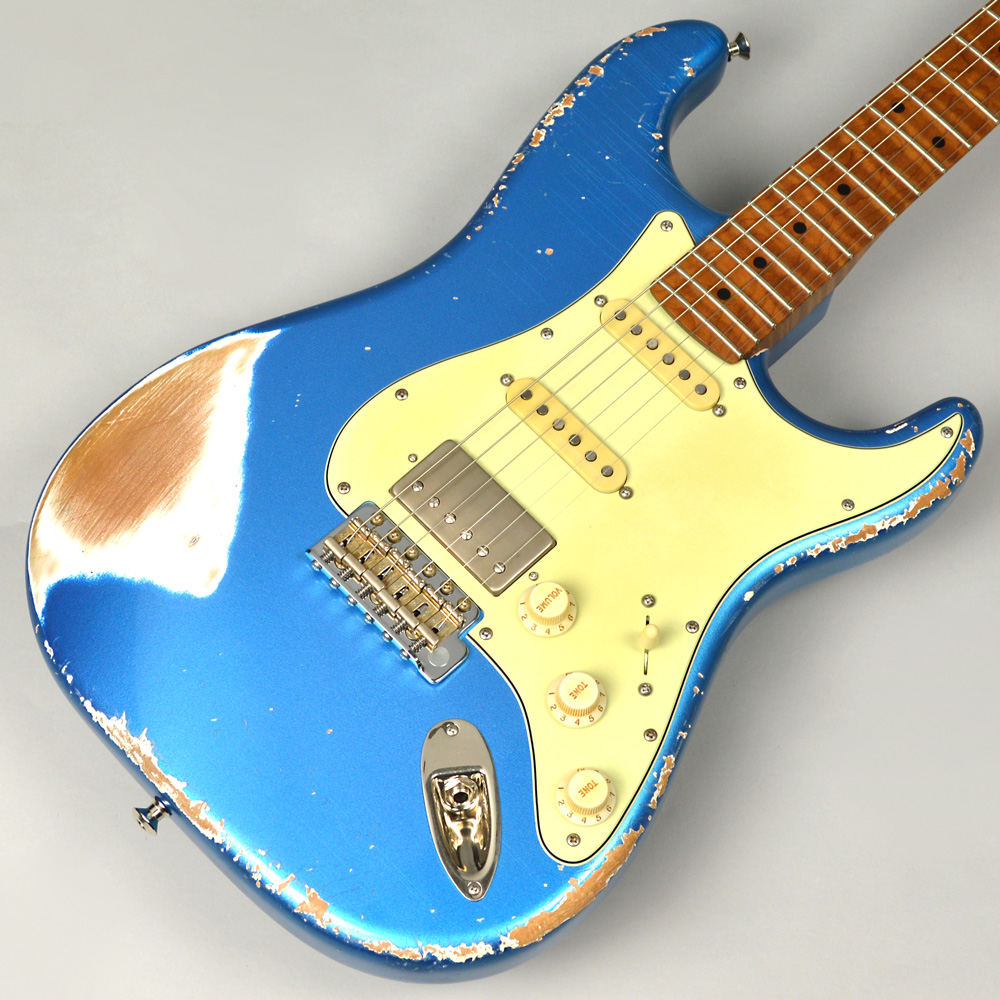 XSC-2 Allen Hinds / Lake Placid Blueのボディトップ-アップ画像