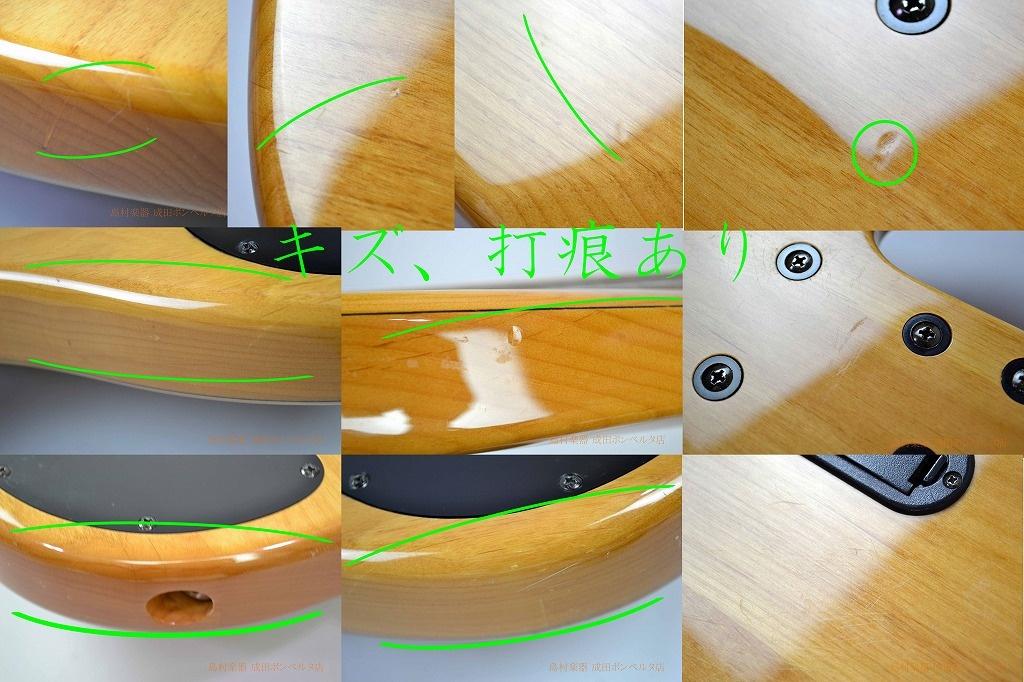 TRB1005Jの指板画像