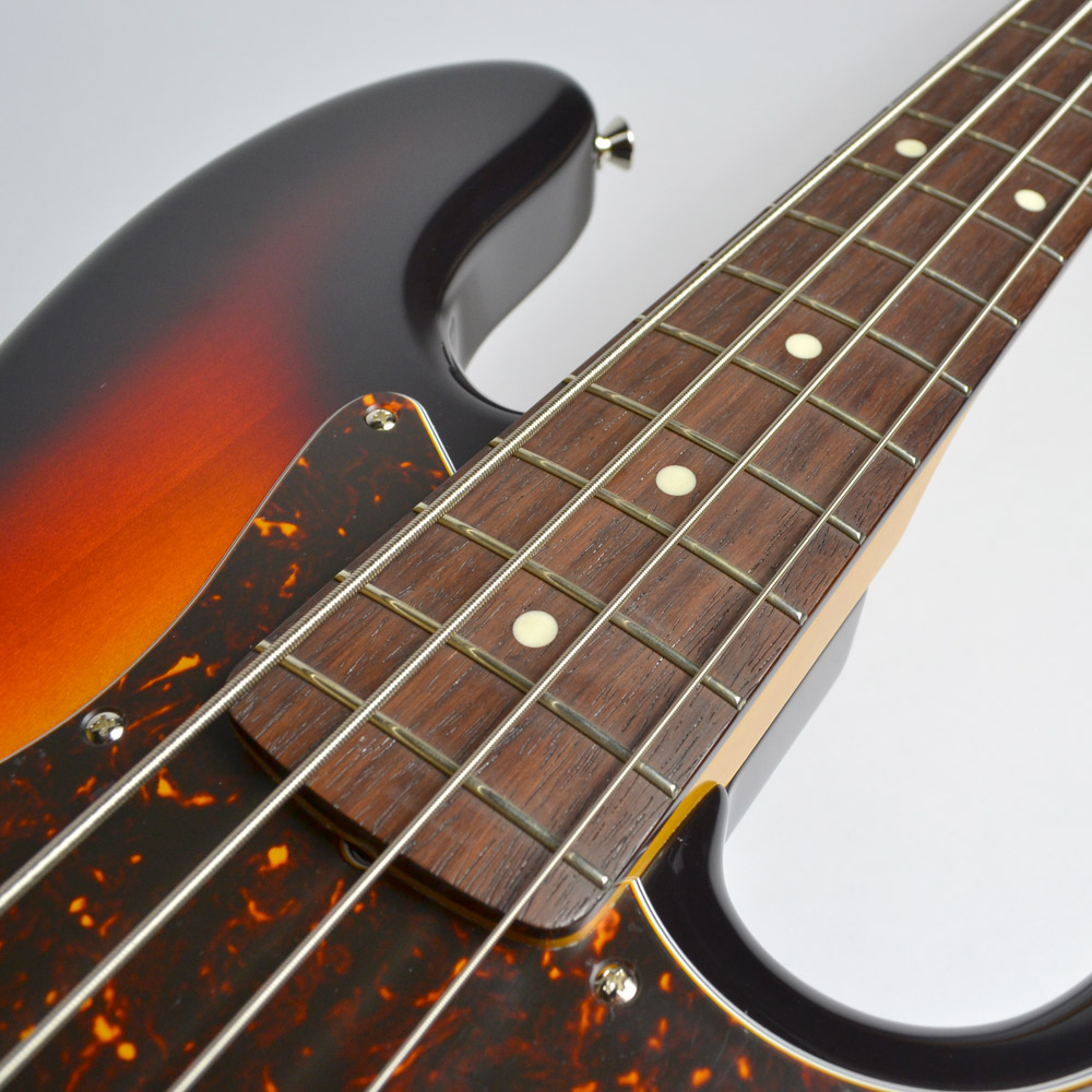 JAPAN Exclusive 60s Precision BASS/3TS/のボディバック-アップ画像