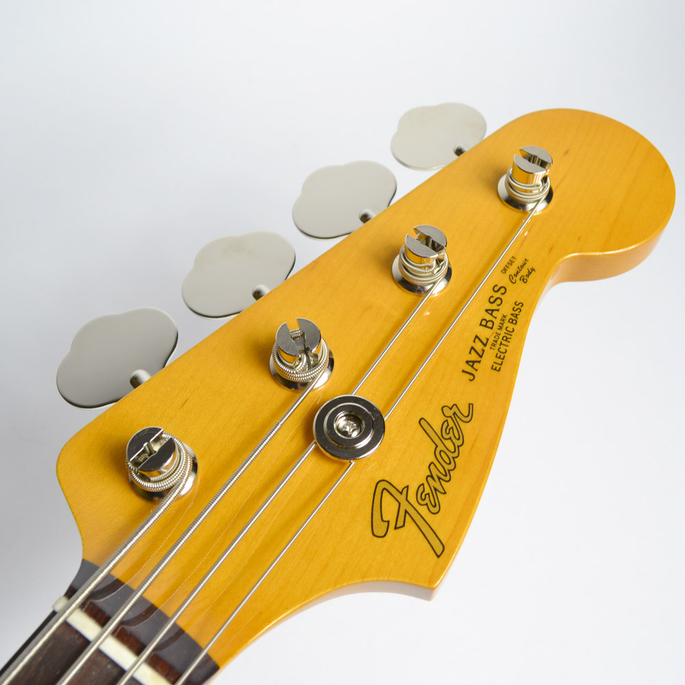 JAPAN Exclusive 60s Precision BASS/3TS/のヘッド裏-アップ画像