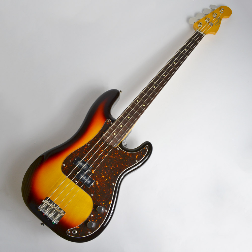 JAPAN Exclusive 60s Precision BASSのボディトップ-アップ画像