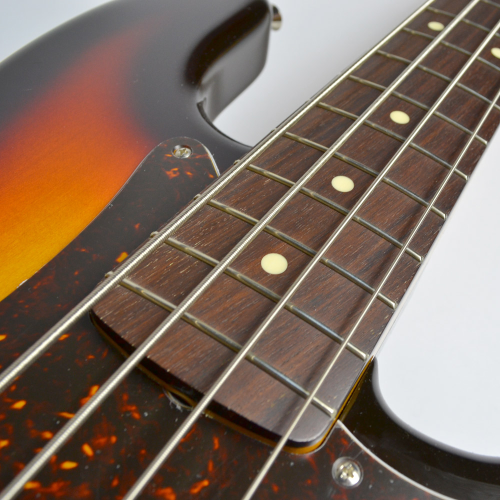 JAPAN Exclusive 60s Precision BASSのボディバック-アップ画像