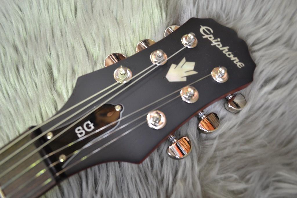 Faded G-400(WC)のヘッド裏-アップ画像