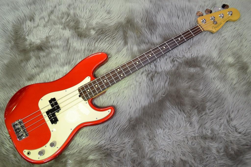 American Standard Precision Bassのボディトップ-アップ画像