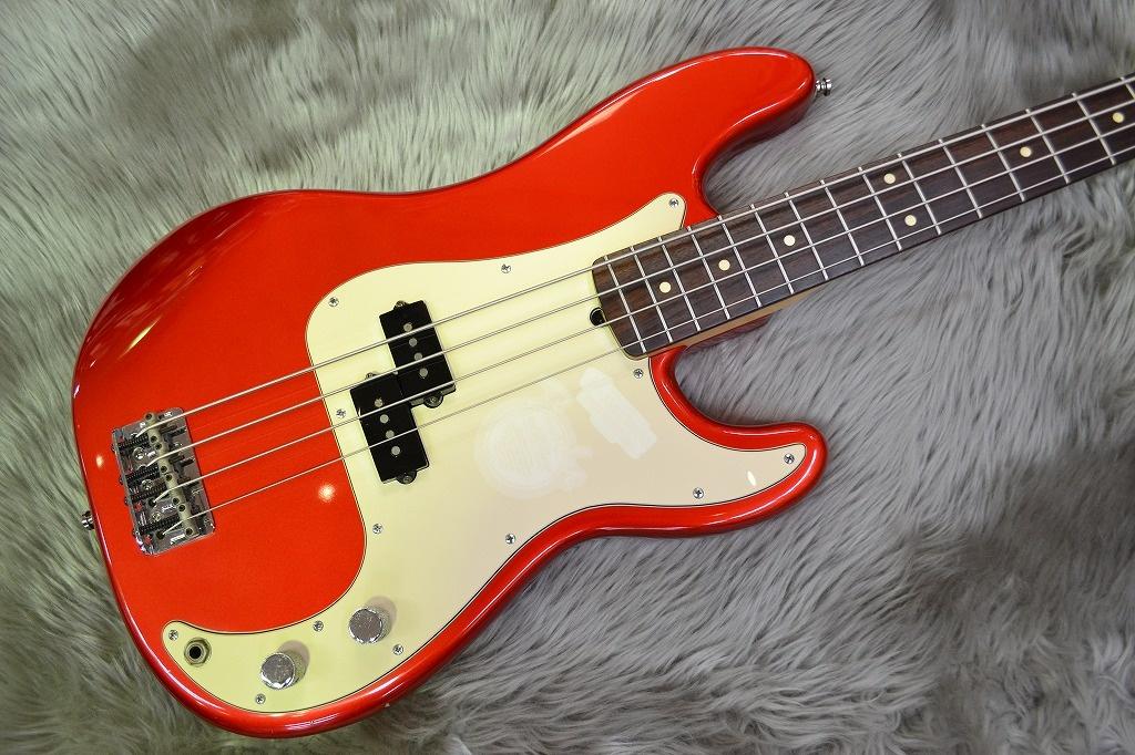 American Standard Precision Bass