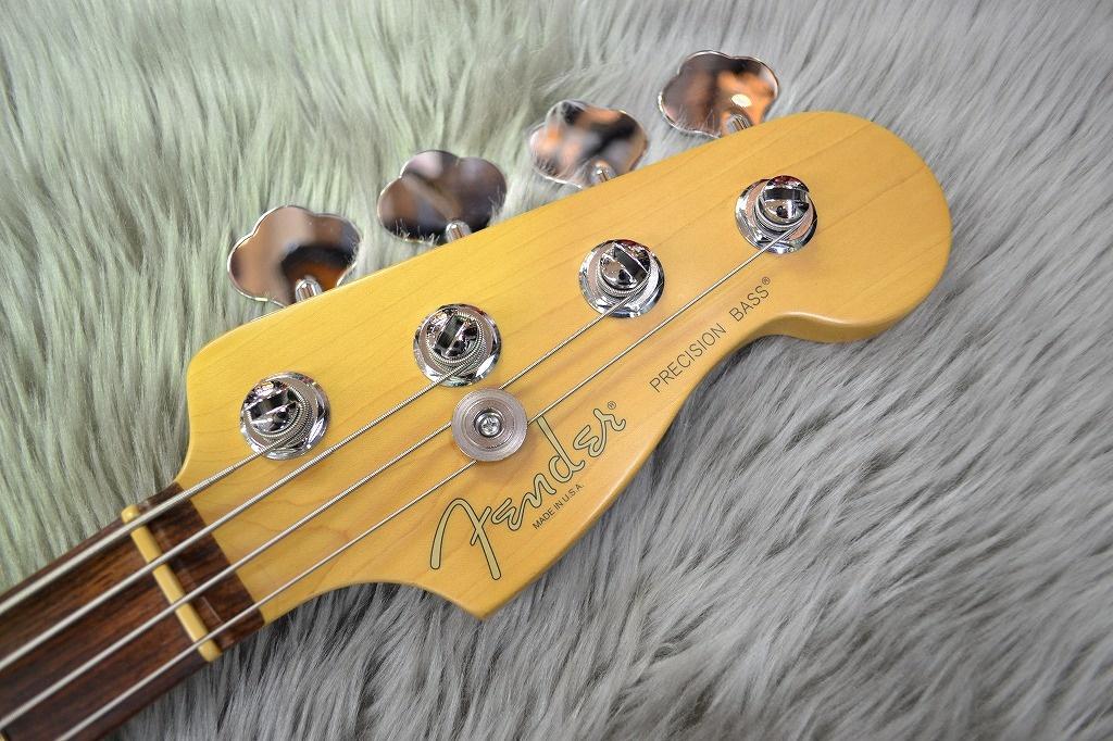 American Standard Precision Bassのヘッド画像