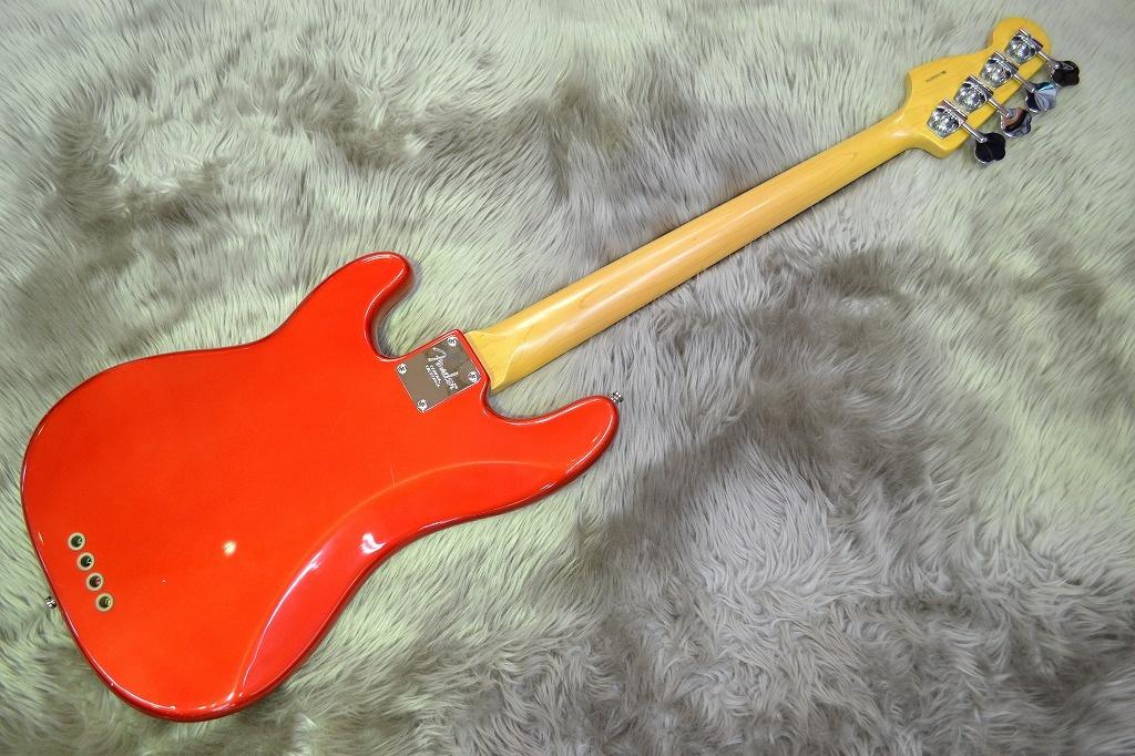 American Standard Precision Bassのボディバック-アップ画像