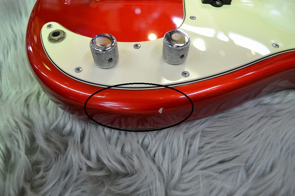 American Standard Precision Bassのケース・その他画像