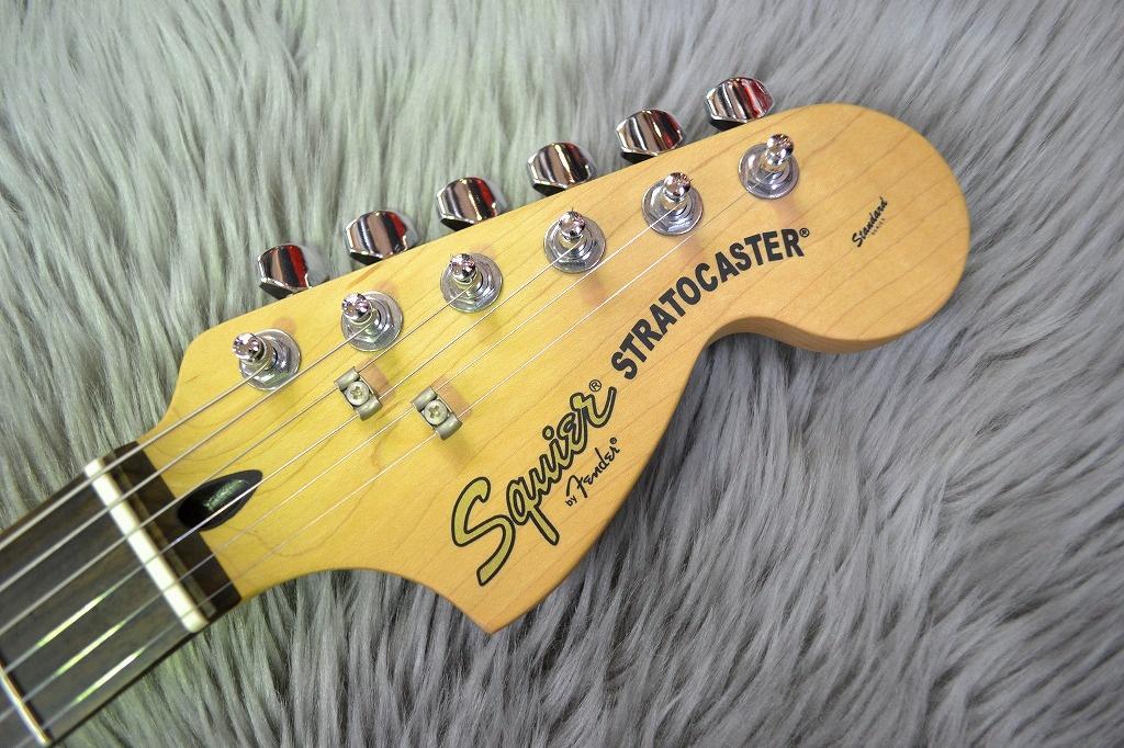 Standard Stratocaster ATB/Rのヘッド裏-アップ画像