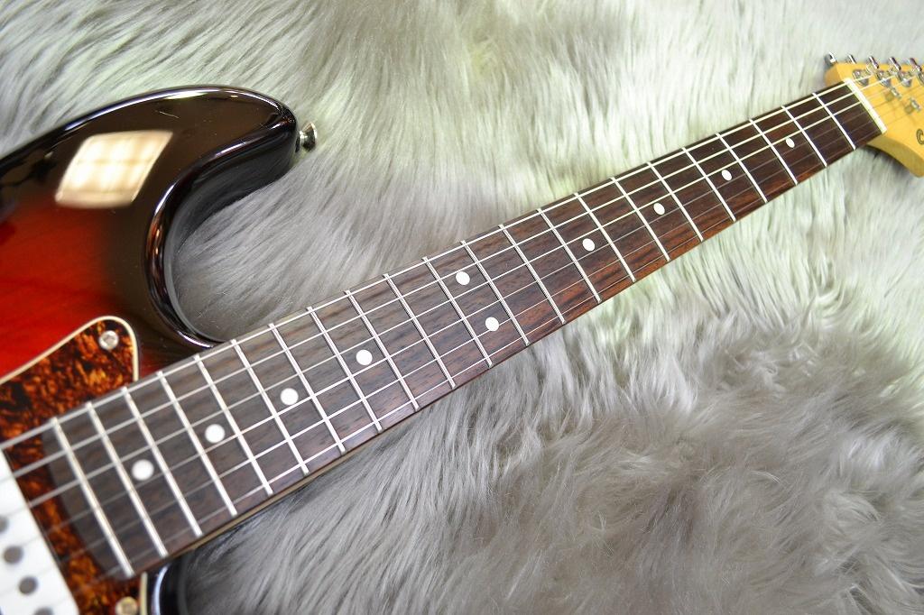 Standard Stratocaster ATB/Rの指板画像