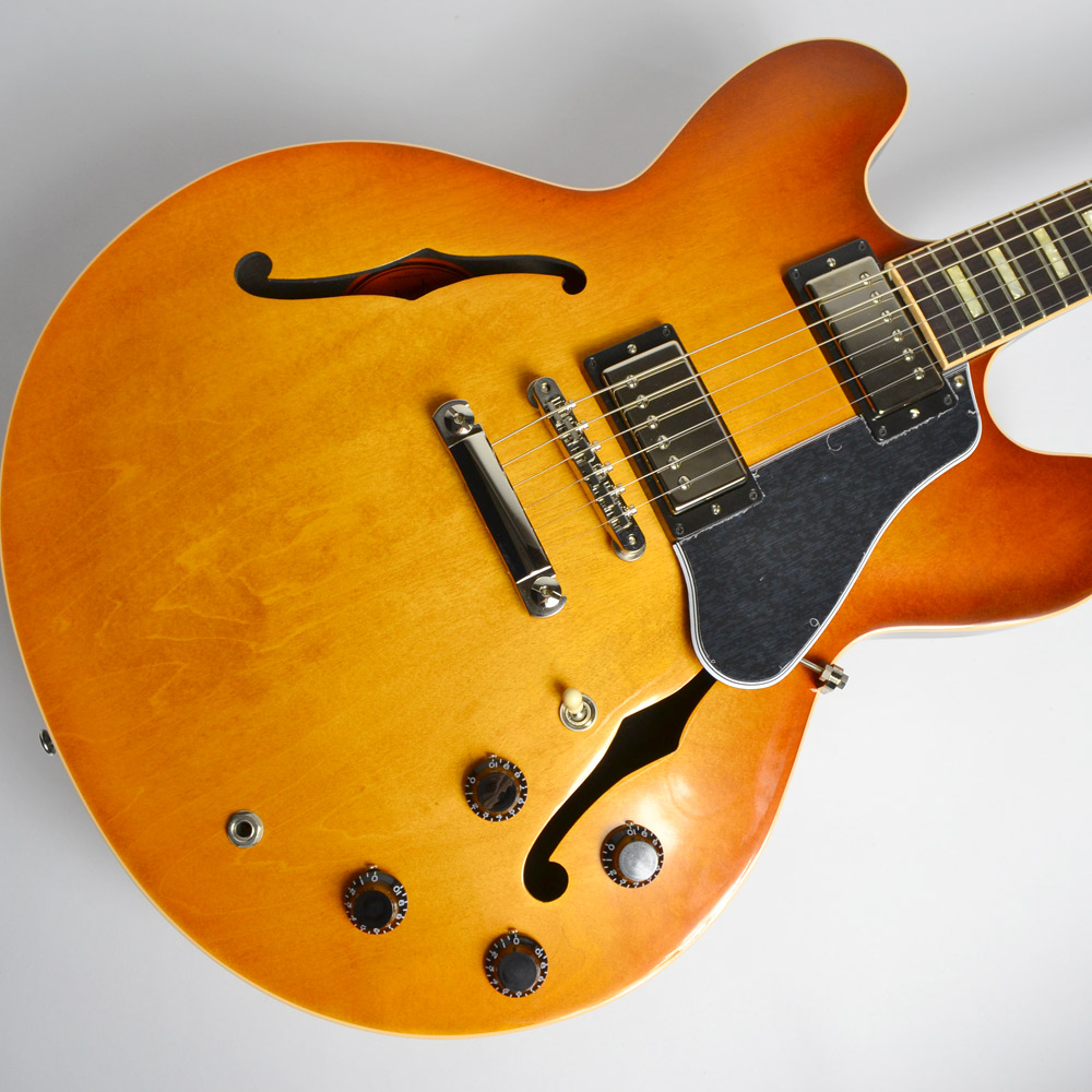 ES-335/Figured Faded Light Burst