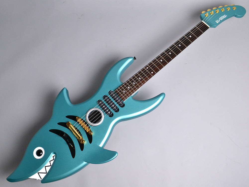 The SK★BROOK / SHARK GUITARのボディトップ-アップ画像