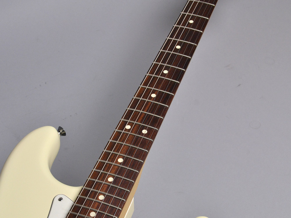 American Standard Stratocasterの指板画像