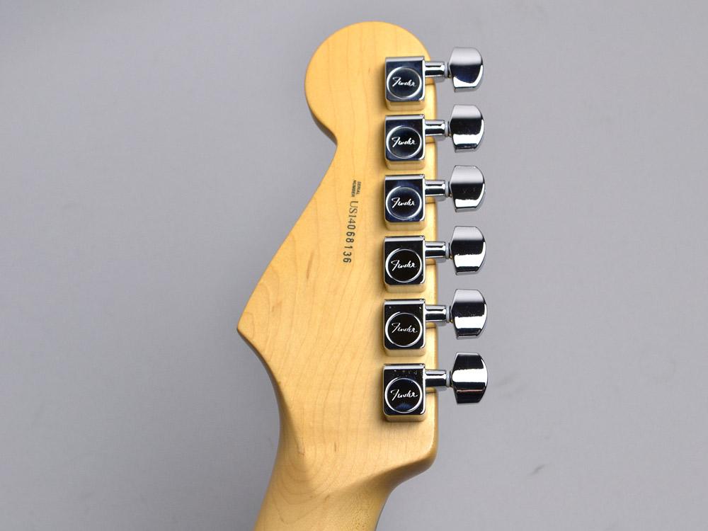 American Standard Stratocasterのヘッド裏-アップ画像