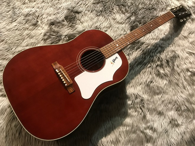 Early60s J45 WineRed