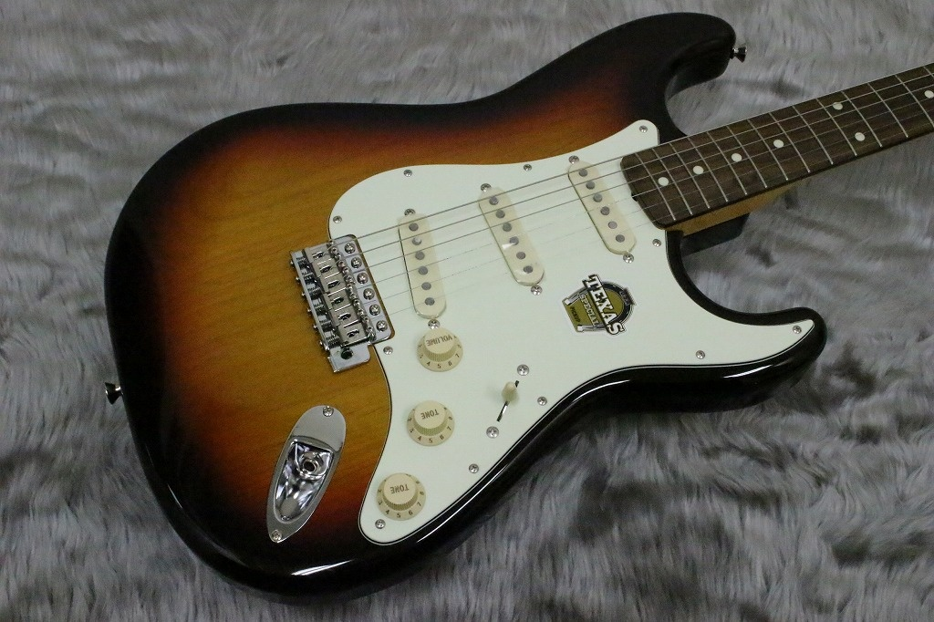 CLASSIC 60S STRAT TEXAS SPECIALのボディトップ-アップ画像