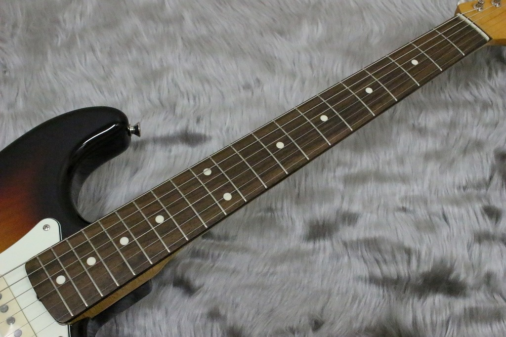 CLASSIC 60S STRAT TEXAS SPECIALの指板画像
