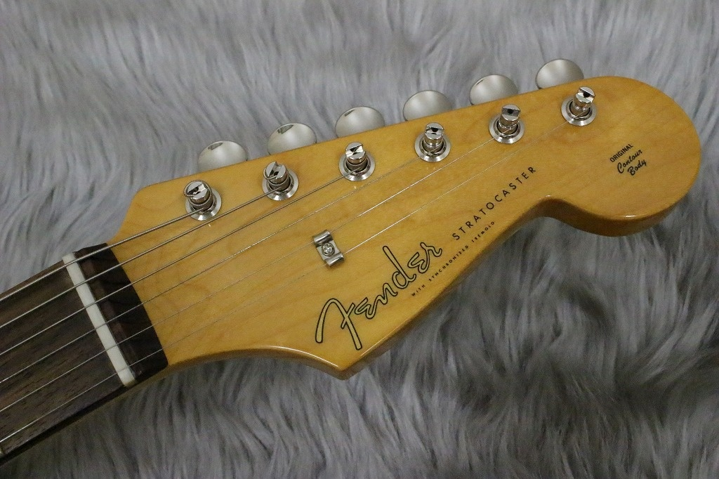 CLASSIC 60S STRAT TEXAS SPECIALのヘッド画像
