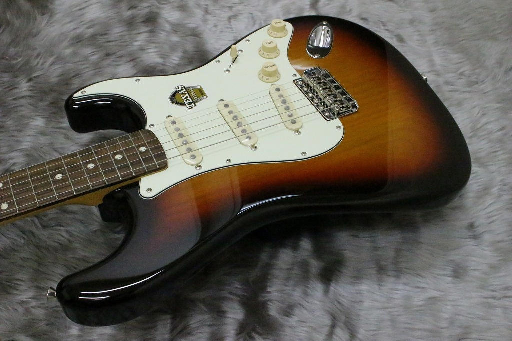 CLASSIC 60S STRAT TEXAS SPECIALのケース・その他画像