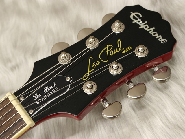 Les Paul Standard RCのヘッド画像
