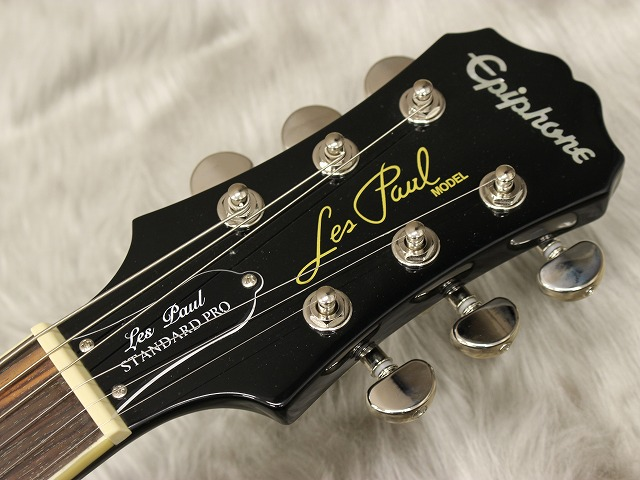 Les Paul Standard Plus Top Proのヘッド画像