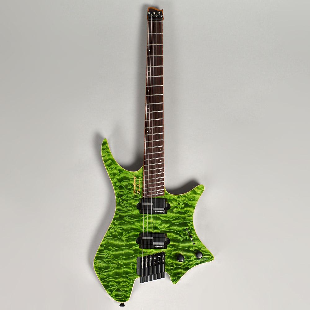 Boden J6 Standard / R / Light Greenの全体画像(縦)