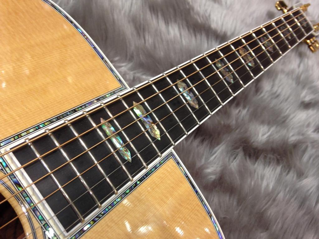 YW-1000HQの指板画像