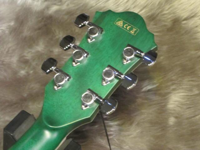 AE205のヘッド裏-アップ画像
