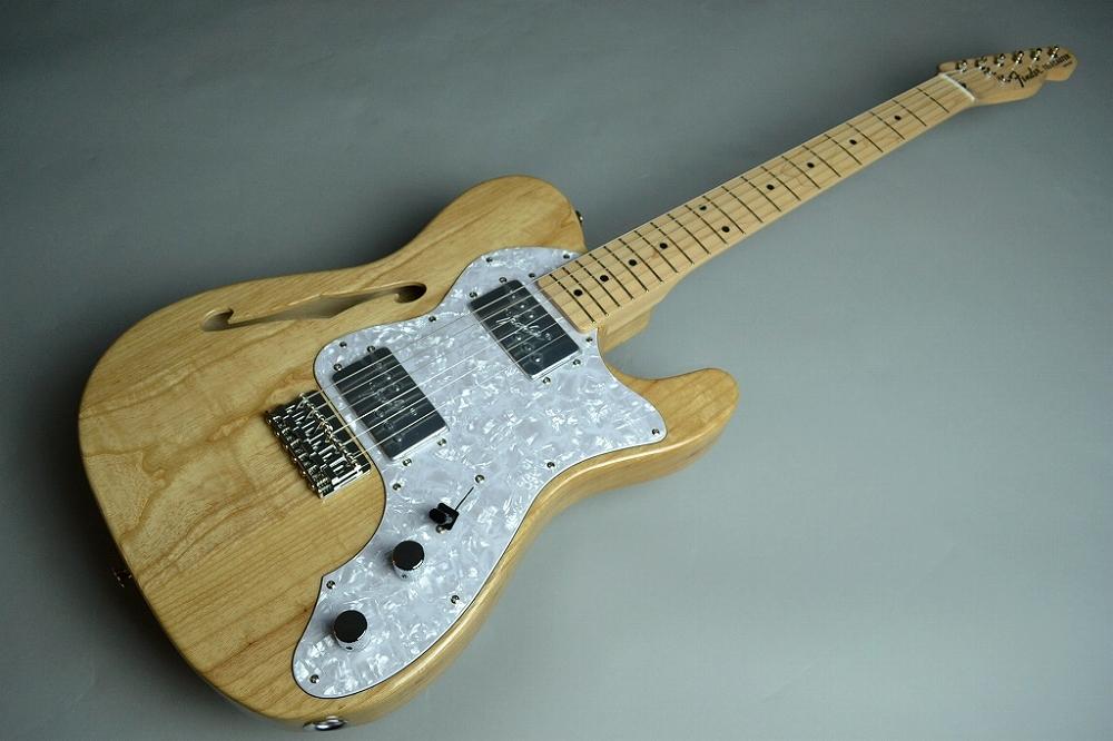 Fender JP EX CL 70S TL TNのボディトップ-アップ画像
