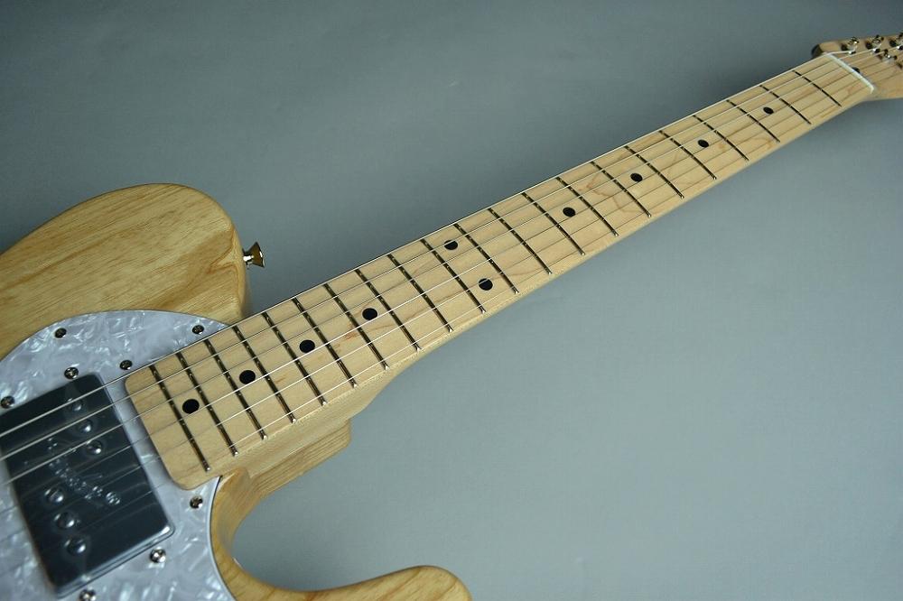 Fender JP EX CL 70S TL TNのボディバック-アップ画像