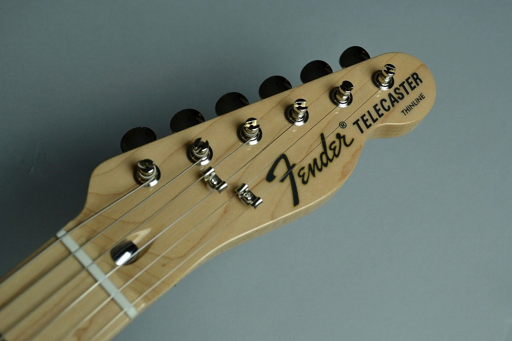 Fender JP EX CL 70S TL TNのヘッド画像