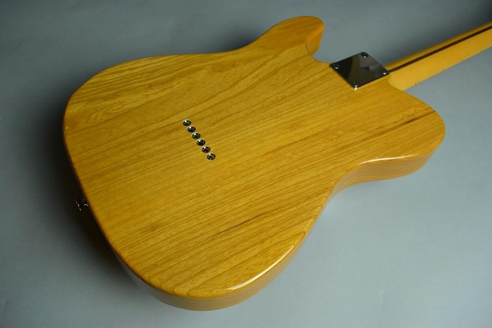 Fender JP EX CL 50S TL TXのヘッド裏-アップ画像