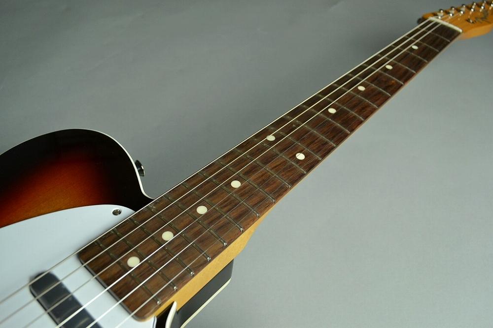 Fender JP EX CL 60S TL CSTのボディバック-アップ画像