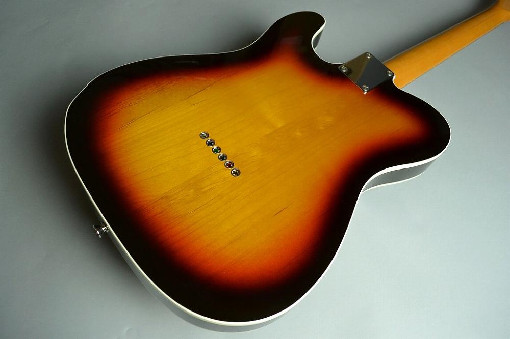 Fender JP EX CL 60S TL CSTのヘッド裏-アップ画像