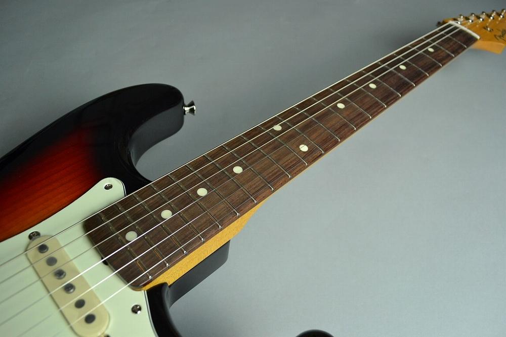 Fender JP EX CL 60S ST TXのボディバック-アップ画像