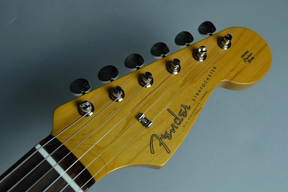 Fender JP EX CL 60S ST TXのヘッド画像