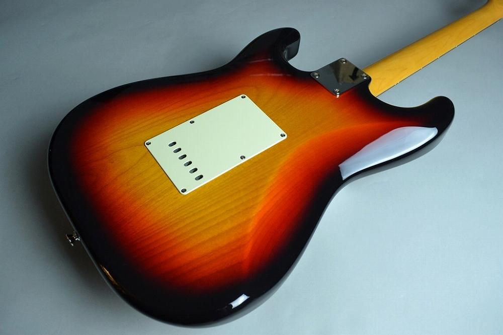 Fender JP EX CL 60S ST TXのヘッド裏-アップ画像