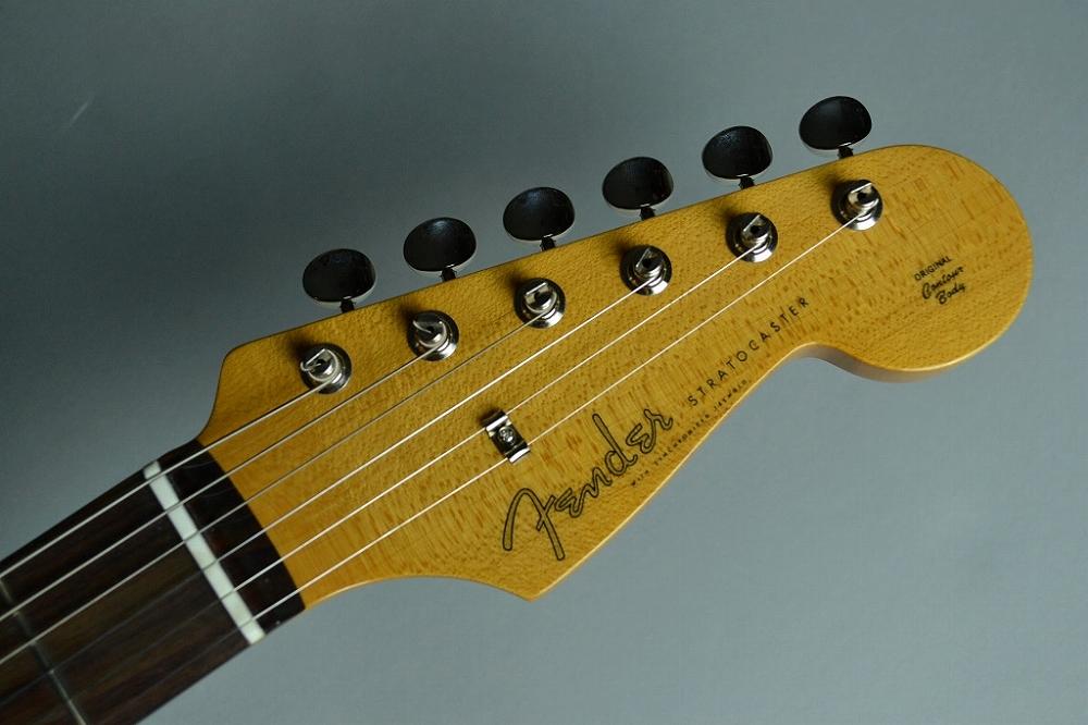 Fender JP EX CL 60S STのヘッド画像