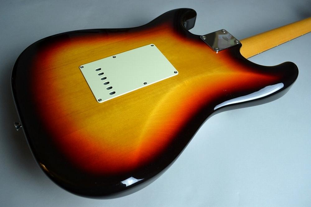 Fender JP EX CL 60S STのヘッド裏-アップ画像