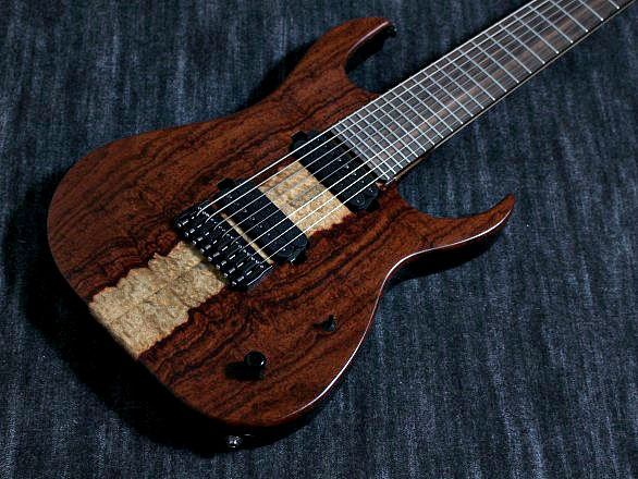 Cobra Special 8 HT/T Curly Narre Topのボディバック-アップ画像