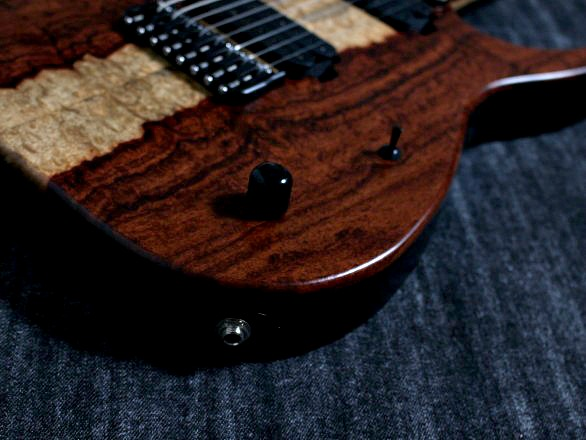 Cobra Special 8 HT/T Curly Narre Topの全体画像(縦)