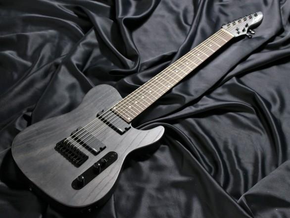 OT8-200 Satin Washed Black