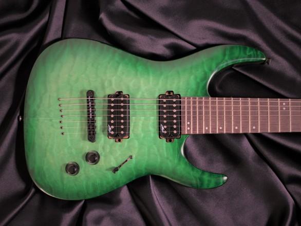 N7-200 Gloss Emerald Burst QMのケース・その他画像