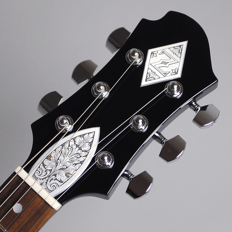 A24SU BLACK PEARL ABALONE DIAMONDのヘッド画像
