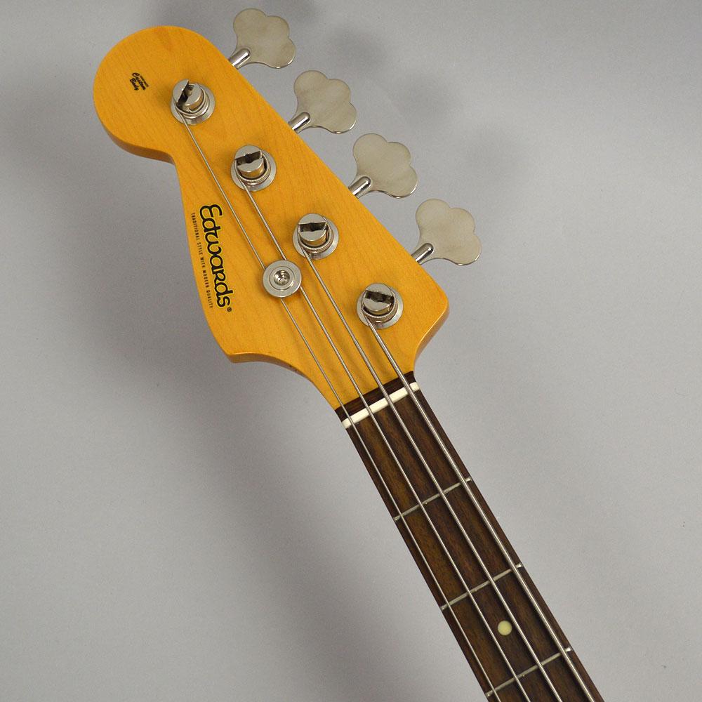 E-JB-100R/LT Left Hand 3-Tone Sunburstのヘッド画像