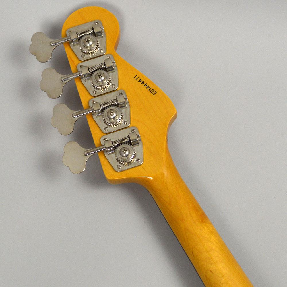 E-JB-100R/LT Left Hand 3-Tone Sunburstのヘッド裏-アップ画像