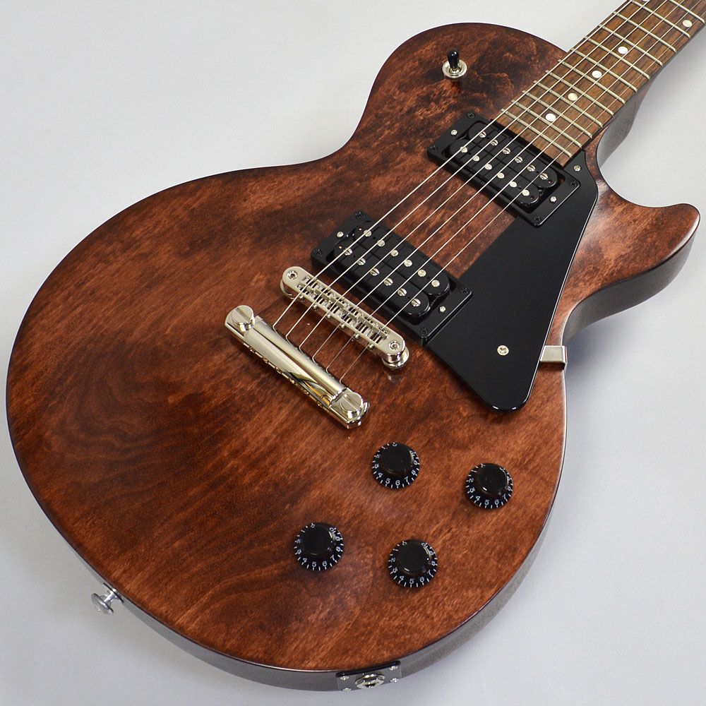 Les Paul Faded 2017 T Worn Brownのボディトップ-アップ画像